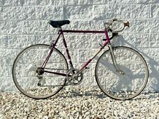 Lambert Vintage Road Bike~Hand Crafted In England~10 Speed~63 cm ~