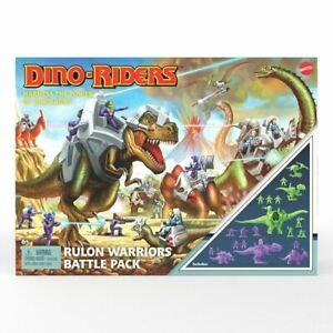 Dino-Riders Rulon Warriors Battle Pack - Mattel