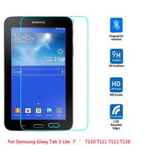Tempered Glass Screen Protector Film for Samsung Galaxy Tab 3/4 Lite 7 T113 T116