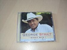 CD  GEORGE STRAIT  strait hits
