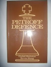 CHESS ECHECS: Russie: The Petroff ( Petrov ) Defence, 1991, BE