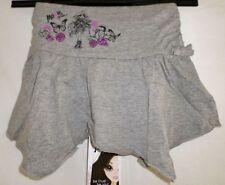 Jupes gris pour fille de 6 à 7 ans