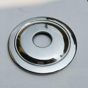 CLASSIC / VINTAGE MOTORCYCLE HUB COVER STAINLESS 9 A7/A10 (42-5844)
