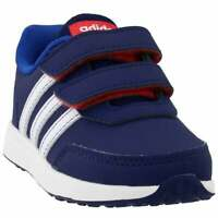 adidas VS Switch 2 CMF Infant Sneakers Casual   Sneakers Navy Boys - Size 5 M