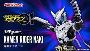 S.H. Figuarts Kamen Rider Zero One Kamen Rider Naki [July Presale]