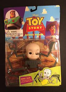 Toy Story BABY FACE Figure Thinkway Toy Disney Pixar 1995 Vintage MOC NIB RARE