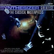 Ed Starink - Synthesizer Greatest The Classical Masterpieces LP 1990 '