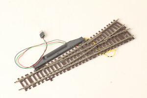 Roco H0 Lean Left Switch Electric Drive Track Braun (200129 67)