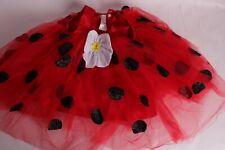 New Pottery Barn Kids Baby Ladybug Tutu Halloween costume 12-24 month 18 dress