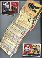 2001- 02 McDONALDS PACIFIC HOCKEY Complete your set 20 card lot, stars includ