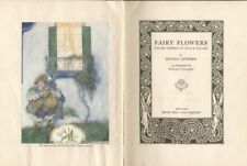FAIRY FLOWERS (1926) w/  Pogany color plates (Holt Pub)