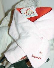 Cakewalk Baby Wende - Frottee - Schal Rot/Rosa Size:1  3-6 Monate  Neu