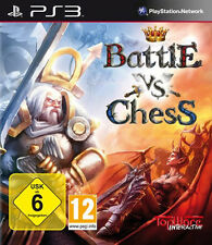Sony PS3 Playstation 3 Spiel ***** Battle vs. Chess *********************NEU*NEW