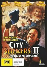 City Slickers II - The Legend Of Curly's Gold (PAL Format DVD Region 4)