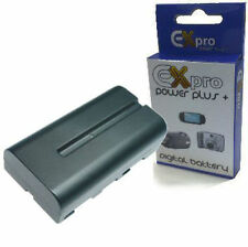 Camera Batteries for Sony and Canon EOS
