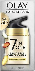 Olay Total Effects 7in1 Moisturizer w/Sunscreen 1.7oz Broad Spectrum SPF 30