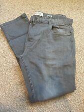 Mens Grey Jeans Waist 38S