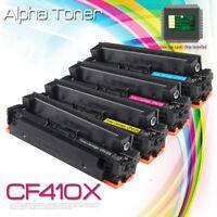 4P CF410X Color ink Toner for HP 410X LaserJet Pro M452dw M477fdw M477fnw MFP