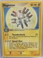 Pokemon Magneton Fire Red Leaf Green #27/112