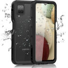Waterproof Case For Samsung Galaxy A12 Shockproof with Built in Screen Protector