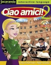 Ciao Amici! 2 by CALABRESE (Paperback, 2004) NO CD