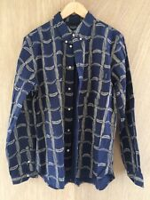 Paul Smith Jeans Mens Cotton L/Sleeve Casual Shirt (Size L)