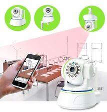 IP Camera IPCAM Wireless WiFi Webcam Home Security Surveillance HD 960P 3.6mm