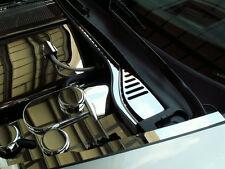 Corvette Wiper Cowl Cover Polished 3Pc 2005-2007 C6