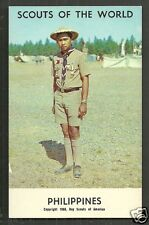 Boy Scout Uniform Scouting Philippines 1968