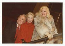 Ginger Rogers, Jane Powell & Van Johnson - Original Vintage Candid Photo