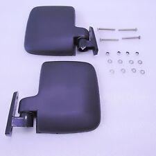 Golf Cart Folding Side View Mirrors For Club Car, EZGO, Zone Carts,Yamaha, Star