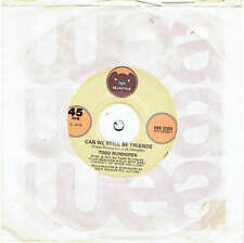 "TODD RUNDGREN - CAN WE STILL BE FRIENDS - 7"" 45 VINYL RECORD - 1978"