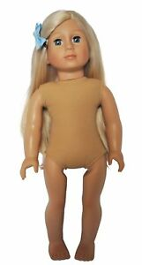 18 Inch Doll Friend for American Girl Dolls Our Generation Journey Girl