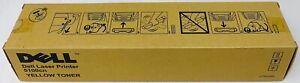 Dell 593-10053 HG308 CT200546 Toner Original Gelb Dell 5100CN (8.000 Pg )