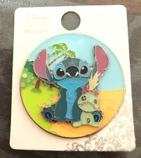 Disney Lilo And Stitch Scrump Enamel Pin Loungefly New On Card