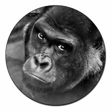Handsome Silverback Gorilla Fridge Magnet Stocking Filler Christmas Gift, AM-6FM