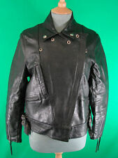 Leather Punk Vintage Coats & Jackets for Women