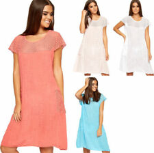 Mesh Viscose Stretch Dresses for Women