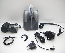 Refurbished Plantronics CS60-HL10 DECT Headset System with Remote Handset Lifter
