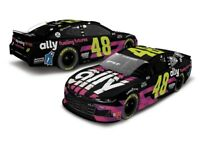 Nascar Jimmie Johnson 48 Ally Fueling Foundation 2020 1/24 scale diecast model
