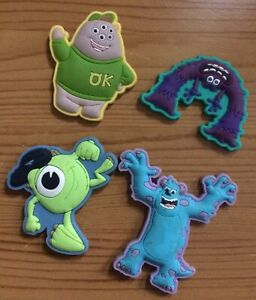 Monsters University Fridge Magnets X 4