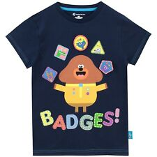 HEY DUGGEE DESIGN #1 PERSONALISED CHILDS T-SHIRT