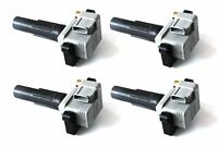 4 x Ignition Coils for SUBARU Impreza Forester Legacy 22433-AA640 FK0334 genuine