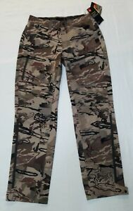 Under Armour Mens Storm Barren Camo Ridge Reaper Raider Pants 1316961-999 30x30