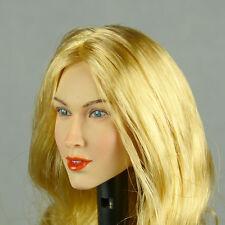 1/6 Phicen, TBLeauge, Kumik, Nouveau Toys - Blonde Female Head Sculpt Samantha