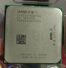 AMD FX-8320 Vishera 8-Core 3.5 GHz (4.0 GHz Turbo) Socket AM3+ 125W CPU
