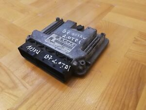 Original Volkswagen B7 Engine Control Unit ECU 03L907309AE