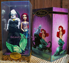 Ariel Ursula Doll Disney Fairytale Designer Set Collection Mermaid Villain 1309""