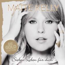 MAITE KELLY Sieben Leben Für Dich (Die Gold Edition) (2017)  CD   NEU & OVP