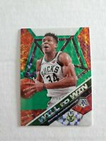 2019-20 Mosaic Giannis Antetokounmpo Will to Win Silver Reactive Prizm Bucks 10?